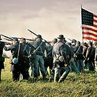 On the Field of Battle by Lyle Hatch