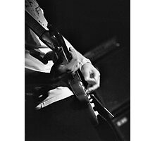 Flying frets and dancing strings Photographic Print