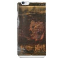 Ghost of the Holocaust iPhone Case/Skin
