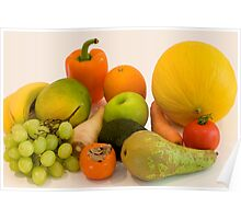 Fruit and Veg Poster