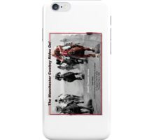Davy Jones: First Win as a Jockey on Digpast iPhone Case/Skin