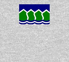 Flag of North Vancouver  Unisex T-Shirt