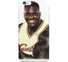 Shaq is Back iPhone Case/Skin