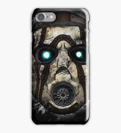Psyco in the Dark iPhone Case/Skin