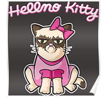 Hellno Kitty Poster