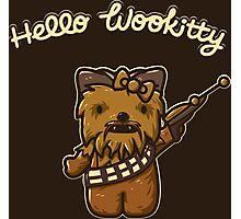 Hello Wookitty Photographic Print