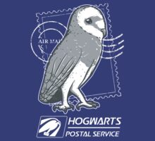 Hogwarts Postal Service by wearviral