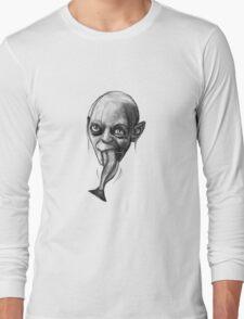 Gollum's breakfast Long Sleeve T-Shirt
