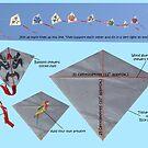 Kite design by David Fraser