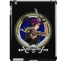 Two-Hands iPad Case/Skin