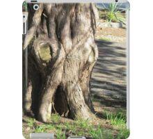 Grumpy tree iPad Case/Skin