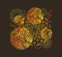 Floral mandalas Unisex T-Shirt
