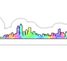 Skyline Sticker