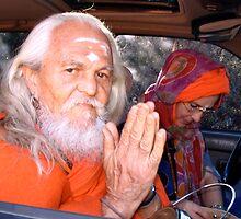 Baba Nataraj by doctorharrison