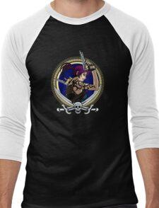 Two-Hands Men's Baseball ¾ T-Shirt