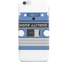 Vintage Music Cassette Tape iPhone Case/Skin