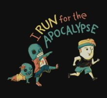 Run for the Apocolypse by wearviral