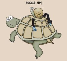 Buckle up for Safety! by graphicdoodles