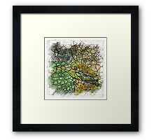 The Atlas of Dreams - Color Plate 174 Framed Print