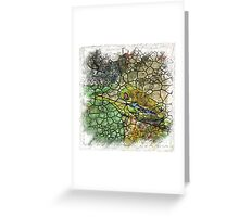The Atlas of Dreams - Color Plate 174 Greeting Card