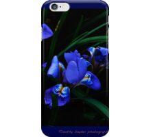 Iridescent Iris iPhone Case/Skin