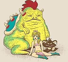 Koopa the Hutt Photographic Print