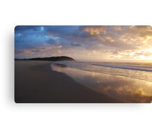 New Day at Crowdy Canvas Print