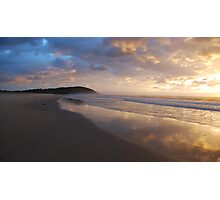 New Day at Crowdy Photographic Print
