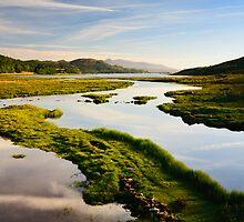 Loch Kishorn by Thomas Peter