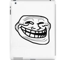 4chan Troll Face iPad Case/Skin