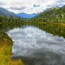Highland Tarn by Terry Everson