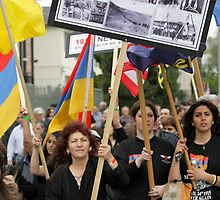 Never Forget - Armenian Genocide Series by abfabphoto