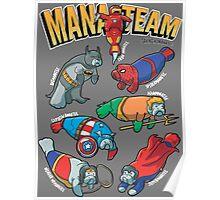 Mana-Team Poster