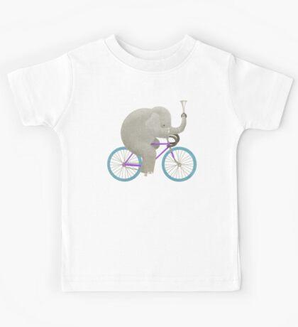 Ride 3 Kids Tee