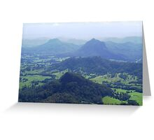Upper Lansdowne from Flat Rock Greeting Card