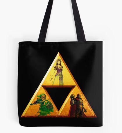 Triforce - The Legend Of Zelda Tote Bag