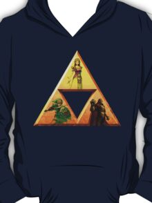 Triforce - The Legend Of Zelda T-Shirt