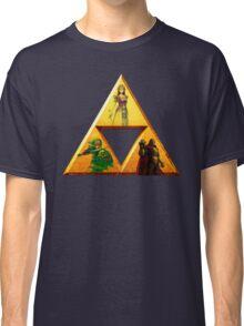 Triforce - The Legend Of Zelda Classic T-Shirt