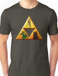 Triforce - The Legend Of Zelda Unisex T-Shirt