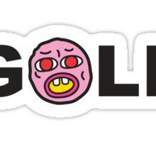 Cherry Golf Sticker