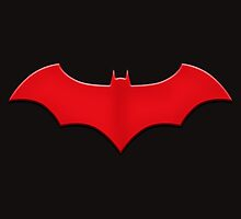 Earth 2 Bat Symbol by Julian Arnold
