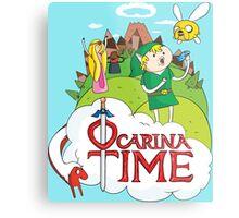 Ocarina Time Metal Print