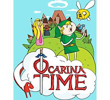 Ocarina Time Photographic Print