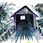Covered Bridge by Seth  Weaver