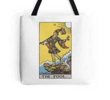 Tarot card - The Fool Tote Bag