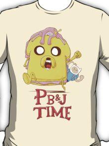 PB&J Time T-Shirt