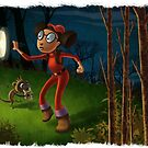Alicia's adventure by Mike Cressy