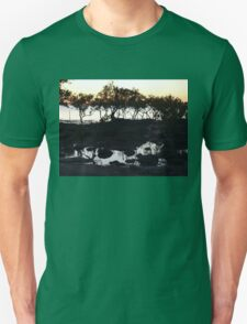 Before the Dawn, Clairview , Queensland,Australia . Unisex T-Shirt
