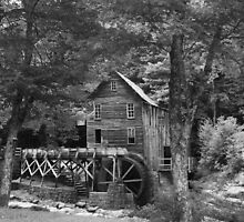 Grist Mill XX by Lisawv