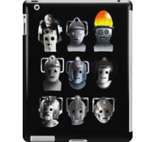 Cyberman Evolution iPad Case/Skin